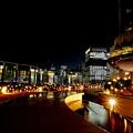 東京ミッドタウン日比谷の夜景