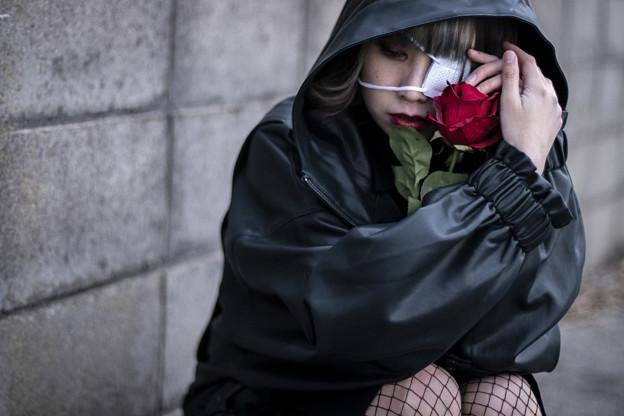 Photos: 哀しきテロリスト