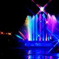 Photos: 虹色の噴水