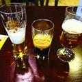 Photos: ビール3杯