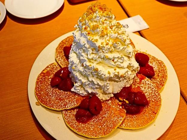 タワーパンケーキ