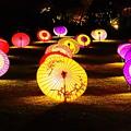 Photos: 傘ライト