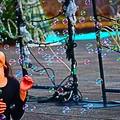Photos: シャボンと遊ぶ少女
