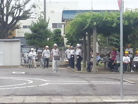 20140628_090449 安城市交通安全きらめき自転車大会
