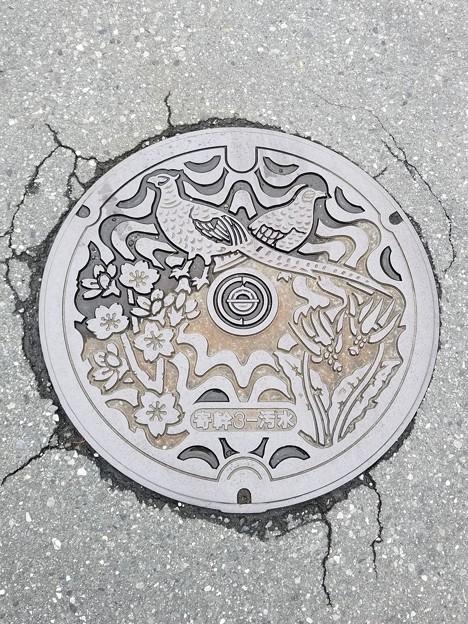 埼玉県大里郡寄居町のフタ(寄幹3-汚水)