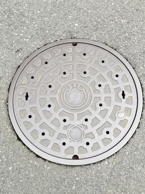 東京都下水道局?のフタ