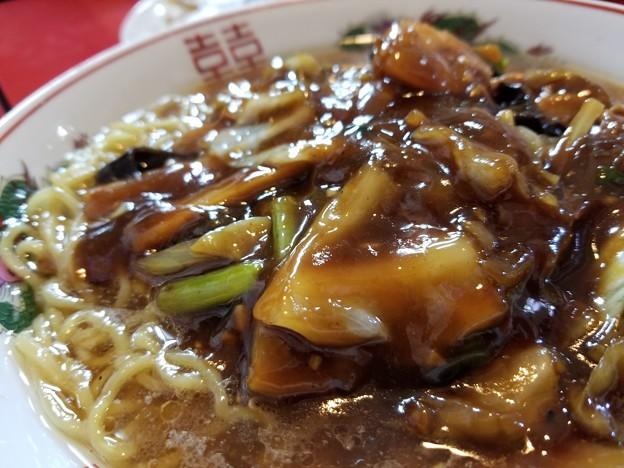 181215【聚幸園】広東麺/780円(東京都板橋区本町17-3)