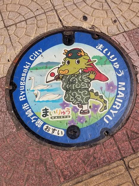 茨城県龍ヶ崎市のフタ(おすい)
