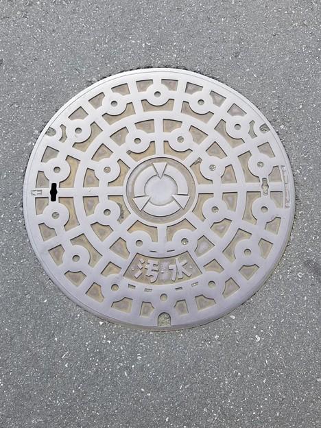 茨城県龍ヶ崎市のフタ(汚水)