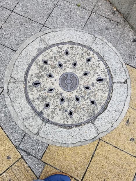 東京府のフタ