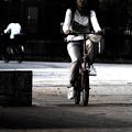 写真: 変わらない街