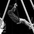 Photos: Swing, girl and fun.