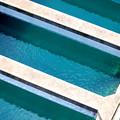 Photos: 水の行方