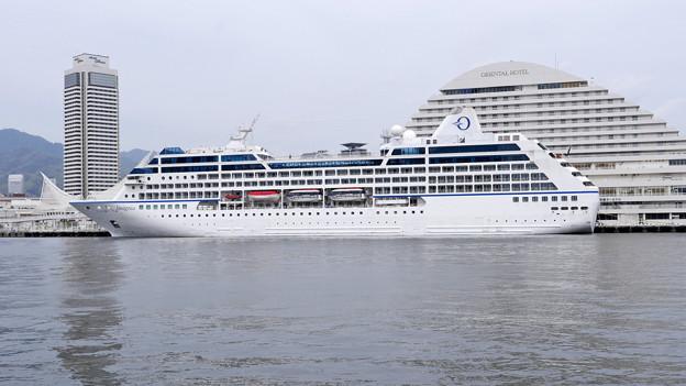 外国客船 Insignia