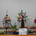 Photos: 花遊び展3-1