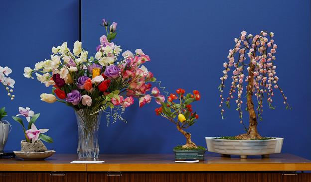 花遊び展 6-1