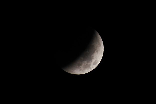 Photos: 皆既月食1-3