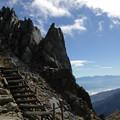 Photos: 千畳敷カールから宝剣岳へ
