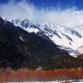 写真: 上高地冬景 1