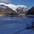 Photos: 冬の大正池