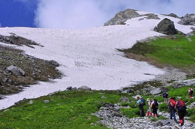 Photos: 白馬岳登山