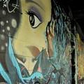 ブロック壁画 1