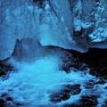 1月の渓谷 8