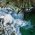 冬の渓谷 9