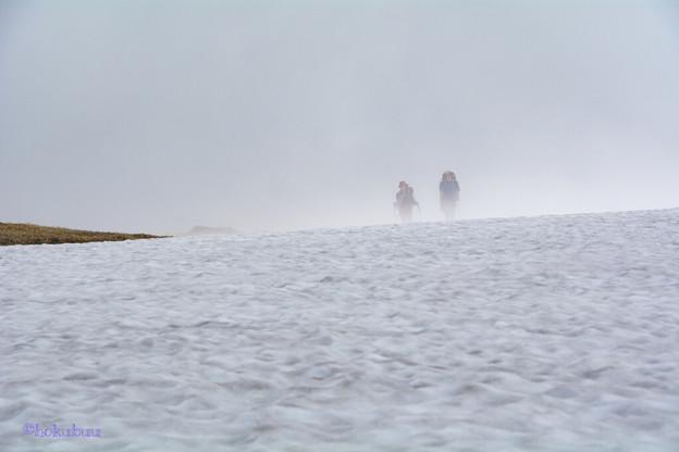 写真: 飯豊山 御西岳