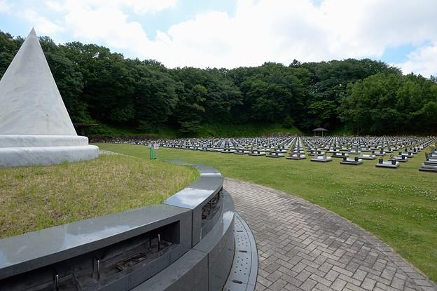 5369芝生型墓所