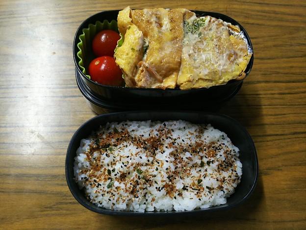 Photos: 昨日の弁当?