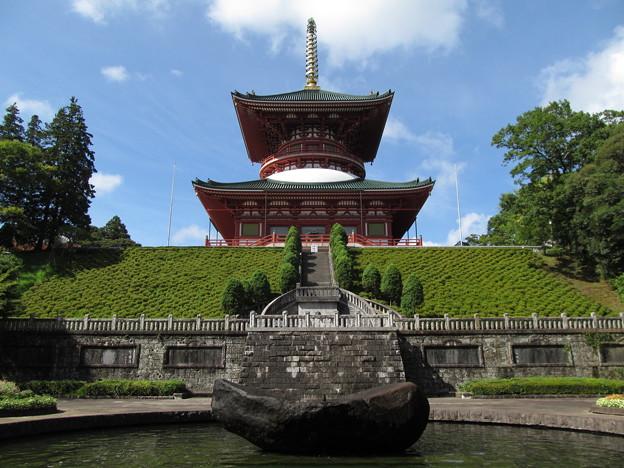 成田山 平和大塔