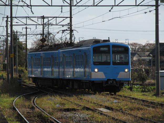 米原行きワンマン電車