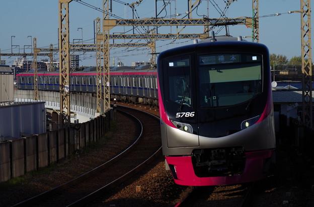 京王ライナー31号 橋本行