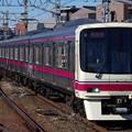 8710編成 準特急 新宿ゆき