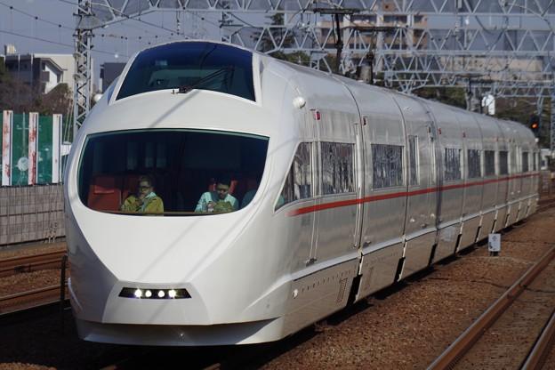 和泉多摩川駅を通過するVSE