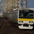 Photos: 中央・総武線各駅停車に活躍の場を移したE231系500番代