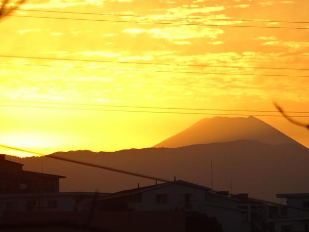 富士山 1/2