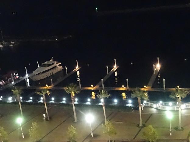 熱海湾の夜景  3