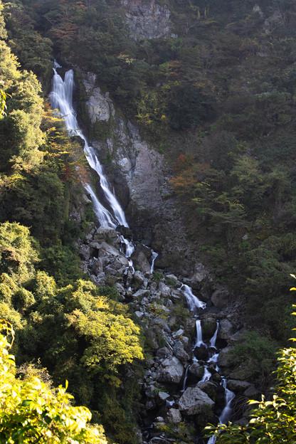 坂本町 走水白滝 全景