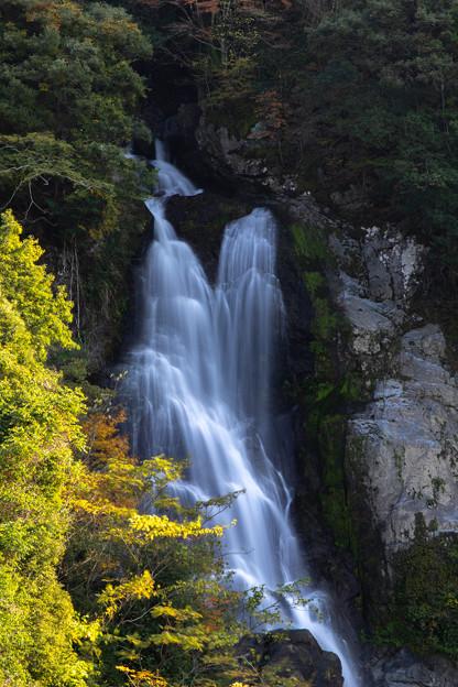 坂本町 走水白滝 上部滝面
