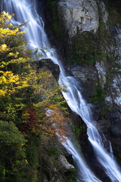 坂本町 走水白滝 中部滝面