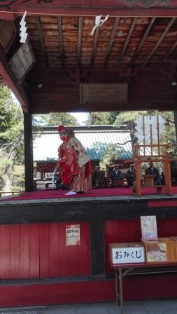 舞踊@浅間神社