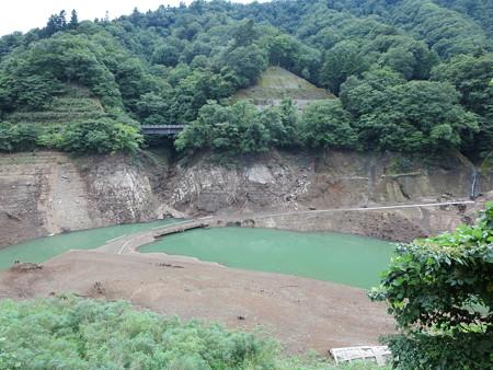 沈んでいた橋が橋に戻る日