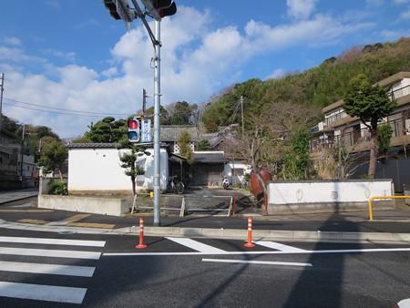 最明寺(長岡交差点)