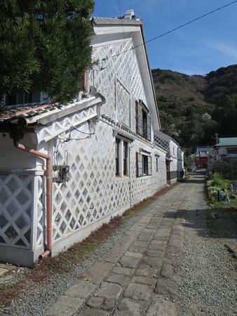 松崎のなまこ壁