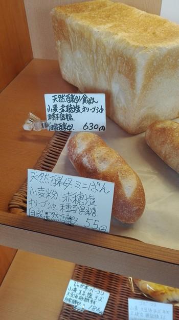天然酵母ミニぱん(麦の森)