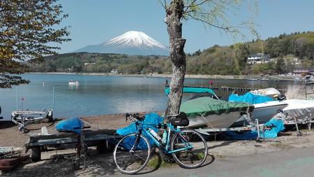 平野地区の富士山