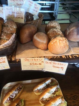 ドイツのパン ブロートヒェン