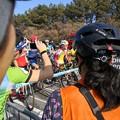 Photos: 渡辺先生そんなところで、シクロクロス会場